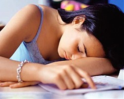 CFS causes lapses in concentration and tiredness